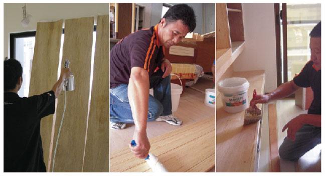 無醛屋除甲醛健康塗料適用範圍