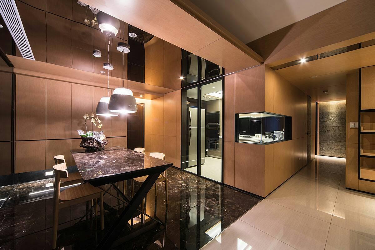 回歸與融入自然的減法設計- 空間美學室內裝修設計